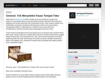 http://www.purevolume.com/listeners/datagayahidupbos/posts/5878975/Trik+Menyeleksi+Kasur+Tempat+Tidur