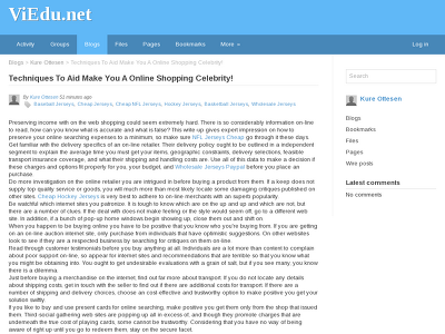 http://www.viedu.net/blog/view/55014/techniques-to-aid-make-you-a-online-shopping-celebrity