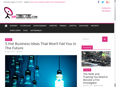 http://www.iamconnections.com/finance/5-hot-business-ideas-that-wont-fail-you-in-the-future/