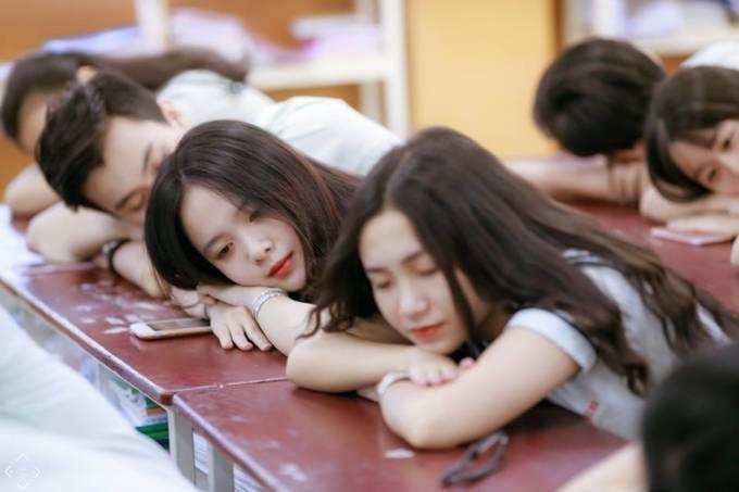 베트남 여학생들