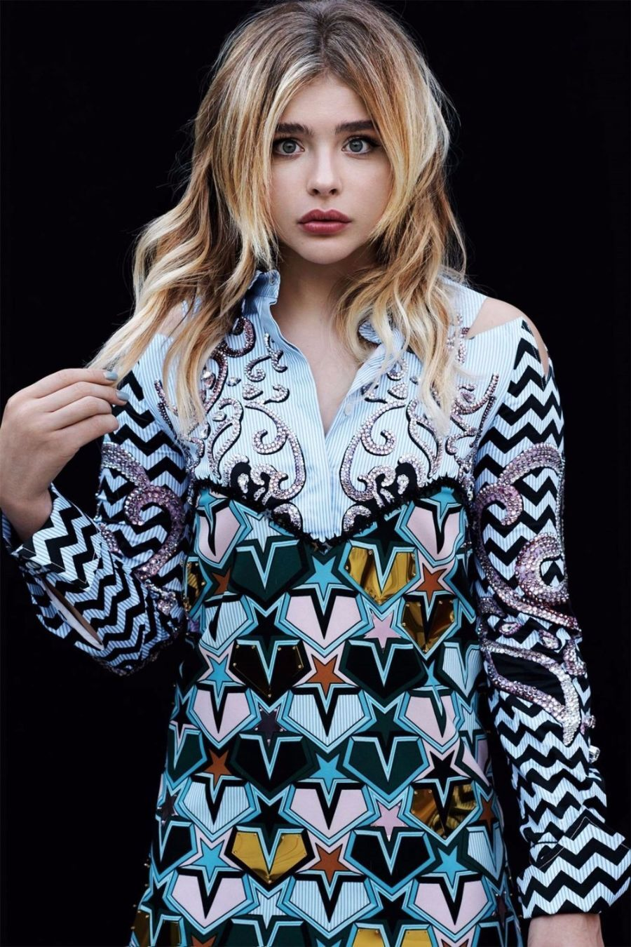 클로이 모레츠(Chloe Moretz) GLAMOUR UK, September 2016 (4).jpg