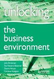 Understanding the Business Environment