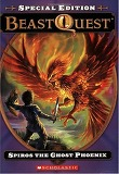 Spiros the Ghost Phoenix (Paperback)