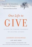One Life to Give (Paperback)