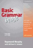 Basic Grammar in Use with Answers-Self-study reference and practice for students of North American English