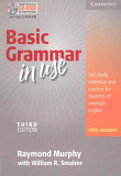 Basic Grammar in Use with Answers and CD-ROM-Self-Study Reference and Practice for Students of North American English with Answers [With CDROM]