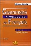 GRAMMAIRE PROGRESSIVE DU FRANCAIS AVEC 440 EXERCICES