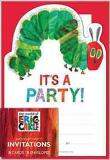 Eric Carle Birthday Invites (Paperback / Cards)