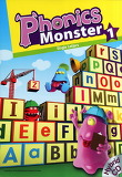 PHONICS MONSTER. 1: SINGLE LETTERS(STUDENT BOOK)