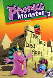 PHONICS MONSTER. 2: SHORT VOWELS(STUDENT BOOK)