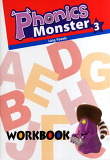 PHONICS MONSTER. 3: LONG VOWELS(WORKBOOK)
