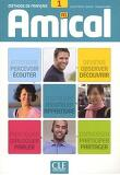Amical 1 A1 - Livre + CD(9782090386028)