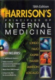 Harrison's Principles of Internal Medicine (Hardcover:2+DVD:1 / 18th Ed.)