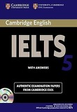 Cambridge Ielts 5 Self-study Pk