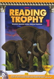 Reading Trophy 1 : Student book with Hybrid CD and NEAT test