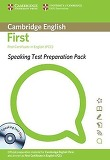 Cambridge English First Certificate Speaking Test Preparation Pack (Paperback / Paperback+DVD)