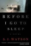 [스크래치B]Before I Go to Sleep (Hardcover/ Roughcut Ed.)