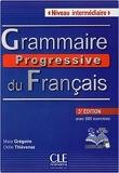 (신판)Grammaire Progressive Du Francais - Nouvelle Edition: Livre Intermediaire