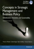 Concepts in Strategic Management and Business Policy, Global