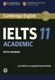 Cambridge IELTS 11 Academic Student's Book with Answers with Audio-Authentic Examination Papers
