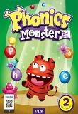 Phonics Monster. 2: Short Vowels