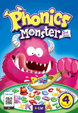 Phonics Monster. 4: Double Letters