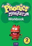 Phonics Monster. 2: Short Vowels(Workbook)