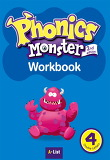 Phonics Monster. 4: Double Letters(Workbook)