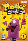 Phonics Monster. 1: Single Letters(Guidebook)