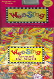 Wee Sing Around the World (Paperback+ CD)