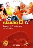 Studio d. A1: Gesamtband - Kurs- und Ubungsbuch mit Lerner-Audio-CD