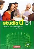 studio d - Grundstufe B1: Gesamtband - Kurs- und ?bungsbuch mit Lerner-CD und Sprachtraining