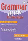 Grammar in Use Intermediate With Answers, 2/e : Self-Study Reference and Practice for Students of