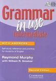 Grammar in Use Intermediate, 2/E(BK+CD)