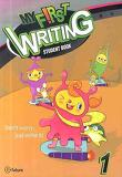 MY FIRST WRITING. 1(STUDENT BOOK)