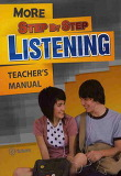 MORE STEP BY STEP LISTENING(TEACHER S MANUAL)