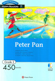 Peter Pan (책 + CD 1장)(Happy Readers 2)