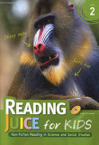 Reading Juice for Kids 2 : with Answerkey & CD (Paperback)