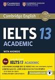 Cambridge IELTS 13 Academic Student's Book with Answers (오디오 다운로드)