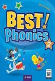 Best Phonics. 2: Short Vowels(Student Book)