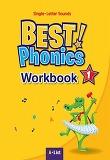 Best Phonics. 1: Single-Letter Sounds(Workbook)