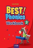 Best Phonics. 3: Long Vowels(Workbook)