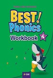 Best Phonics. 4: Double-Letter Consonants(Workbook)