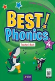 Best Phonics. 4: Double-Letter Consonants(Teacher's Book)