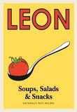 Little Leon: Soups, Salads & Snacks-Naturally Fast Recipes