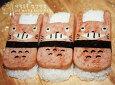 캐릭터도시락) 스팸주먹밥으로 예쁜도시락만들기 어린이도시락