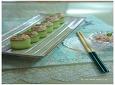 집에서 만드는 외식요리 - 크래미 오이롤 초밥