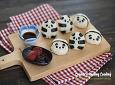 귀엽고 앙증맞은 팬더곰 어린이 도시락~팬더 캐릭터 주먹밥
