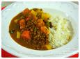 [렌틸콩카레] 렌틸콩과 늙은호박으로 만드는 채식카레