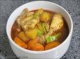 [국물닭볶음탕] 맛있는 국물 닭 볶음탕 만드는 법